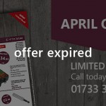 April Offers - Now Expired