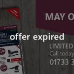 May Offers - Now Expired