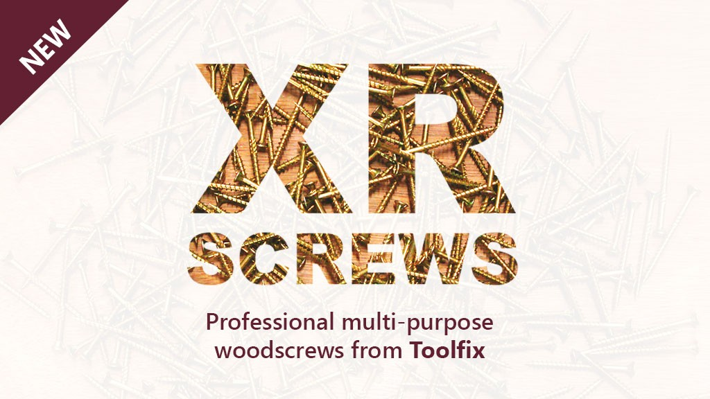 Toolfix XR Woodscrews