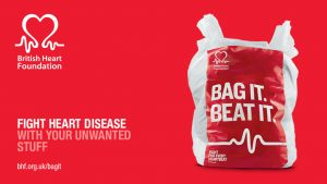 Supporting The BHF to help fight heart disease