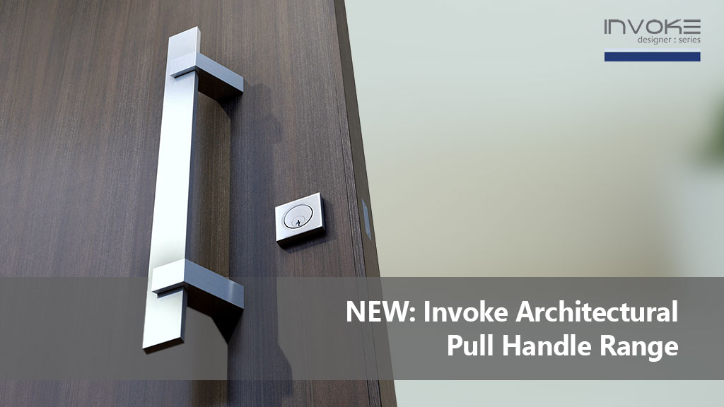 Discover the New Invoke Architectural Pull Handles