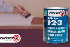 ZINSSER Bulls-Eye®: Priming Made as Simple as 1-2-3