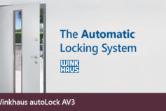 Winkhaus autoLock AV3 – Automatic Door Locking