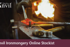 From The Anvil Ironmongery: NOW Online!