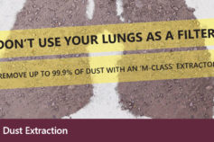How To Meet Legal Requirements for Dust Extraction