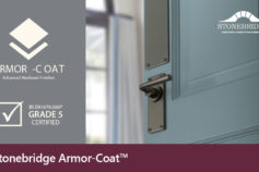 Armor-Coat™ Hardware: Tested to the Highest Standards