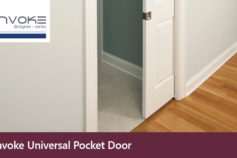 Invoke Universal Pocket Door – Style Meets Function