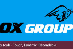 Ox Tools – Tough, Dynamic and Dependable