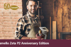 Lamello Zeta P2 Anniversary Edition- Celebrating 50 Years of Success