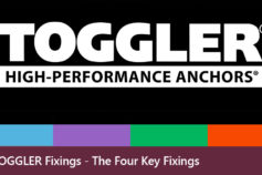 TOGGLER Fixings- The Key Four Fixings
