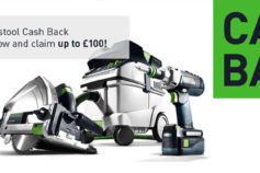 Festool Cash Back Promotion 2019