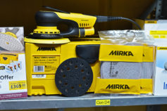 Mirka DEROS – Effortlessly Efficient Sanding